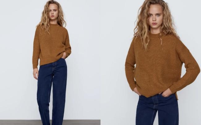 Zara đang sale boots tới 70%, áo len 50%: Chị em mau tranh thủ sắm ngay  - Ảnh 4.