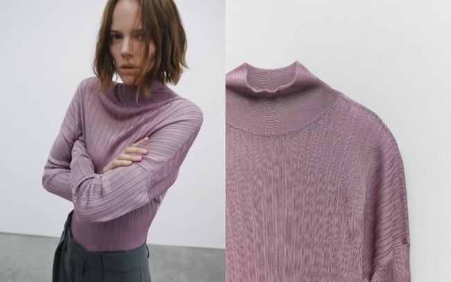 Zara đang sale boots tới 70%, áo len 50%: Chị em mau tranh thủ sắm ngay  - Ảnh 2.