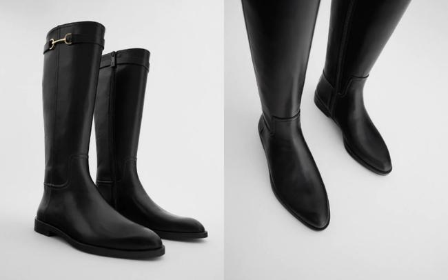 Zara đang sale boots tới 70%, áo len 50%: Chị em mau tranh thủ sắm ngay  - Ảnh 7.