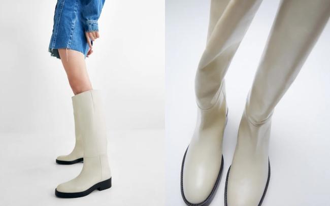 Zara đang sale boots tới 70%, áo len 50%: Chị em mau tranh thủ sắm ngay  - Ảnh 5.