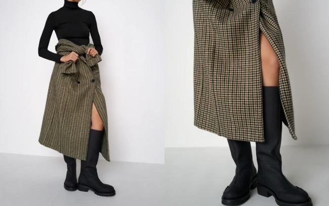 Zara đang sale boots tới 70%, áo len 50%: Chị em mau tranh thủ sắm ngay  - Ảnh 6.