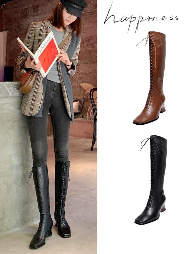 Zara đang sale boots tới 70%, áo len 50%: Chị em mau tranh thủ sắm ngay  - Ảnh 8.