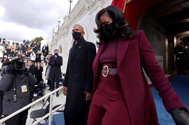 Ông Joe Biden đến tòa nhà Quốc hội chuẩn bị cho lễ nhậm chức, đăng Twitter ca ngợi vợ trước giờ phút quan trọng - Ảnh 6.