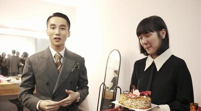 """Hải Tú trước vụ bị tố là """"trà xanh"""": Đi họp báo với Sơn Tùng M-TP mà chảnh chọe, ảnh đời thực khác xa ảnh photoshop  - Ảnh 8."""