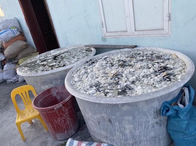 Bắc Giang: Kinh doanh hàng chục tấn chất thải nguy hại, cặp đôi nam nữ bị phạt 460 triệu đồng  - Ảnh 2.