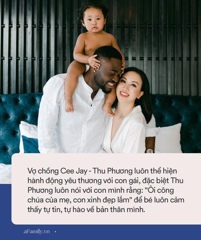 Tiểu thư Hà Nội lấy chồng châu Phi lần đầu nói về chuyện con gái có bị kỳ thị về màu da khác lạ hay không? - Ảnh 2.