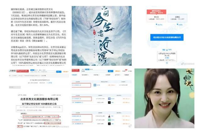 """Phim trả Trịnh Sảng cát xê 357 tỷ bị đắp chiếu vô thời gian, netizen chê nữ diễn viên gầy như """"bộ xương khô"""" - Ảnh 1."""