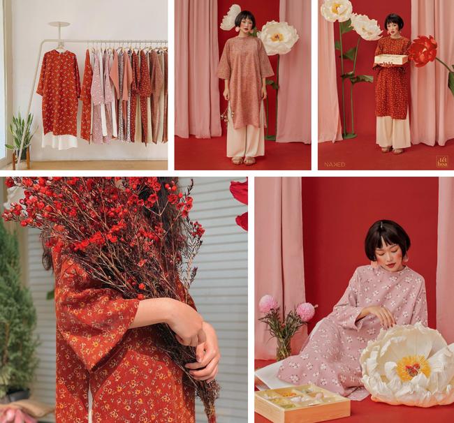 Loạt shop bán áo dài Tết ở Sài Gòn: Sang chảnh hay trẻ trung đều đẹp mê, giá từ 700k - Ảnh 1.