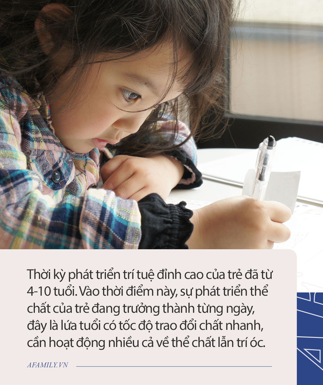 Cha mẹ nắm bắt 2 cơ hội này trong đời để cải thiện trí thông minh cho trẻ - Ảnh 2.