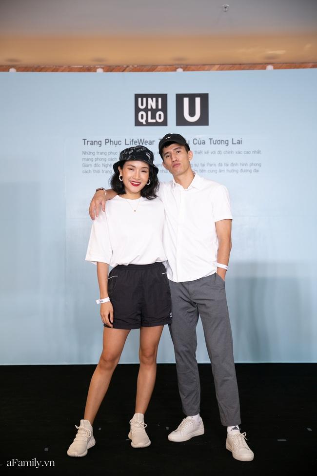 """Cặp đôi """"đam mỹ"""" Cody - Đỗ Hoàng Dương sánh đôi tại sự kiện ra mắt BST mới của Uniqlo - Ảnh 1."""