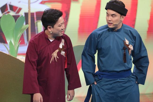Ninh Dương Lan Ngọc - Lâm Vỹ Dạ lại hát trên truyền hình, vừa cất giọng đã gây cười vì điều này  - Ảnh 7.