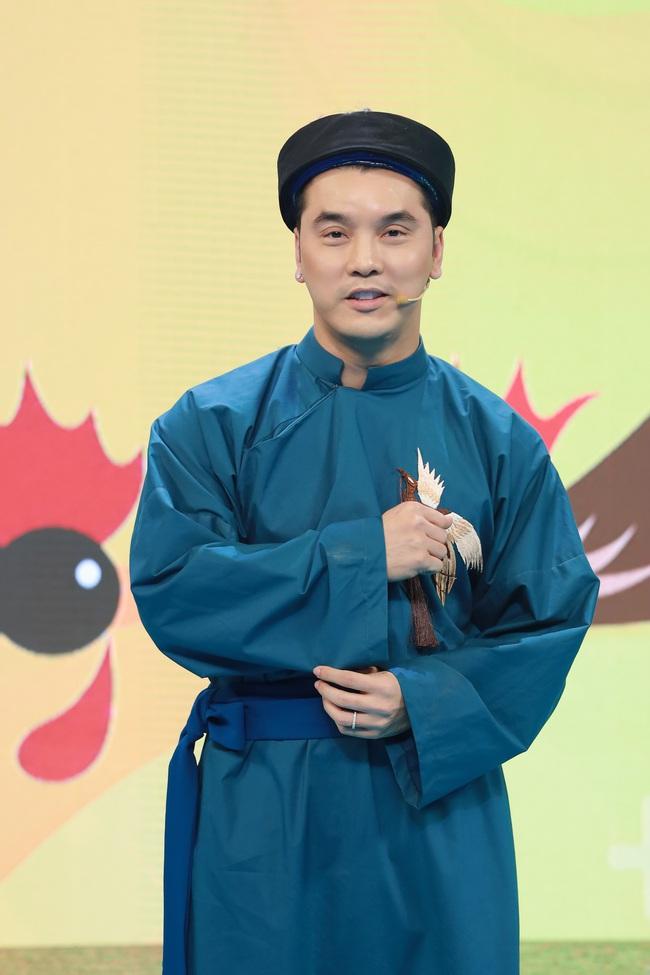 Ninh Dương Lan Ngọc - Lâm Vỹ Dạ lại hát trên truyền hình, vừa cất giọng đã gây cười vì điều này  - Ảnh 3.