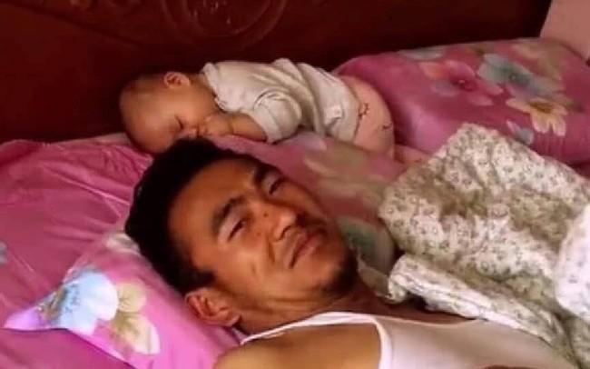 Dặn chồng dỗ con ngủ để đi siêu thị, song khi mở cửa phòng liền câm nín - Ảnh 4.