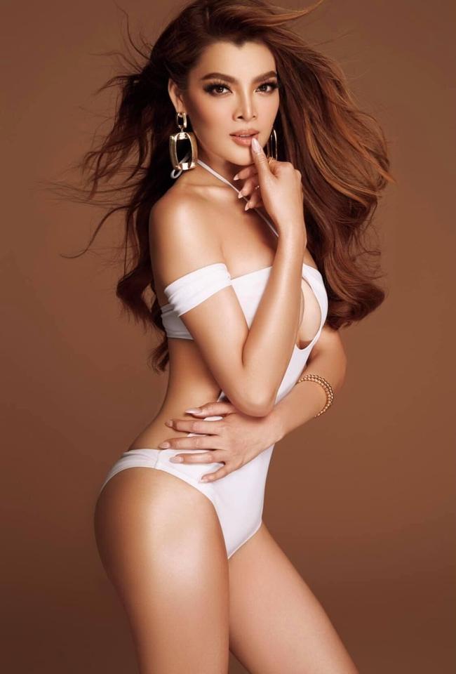Tân Đại sứ Hoàn mỹ 2020: Bản sao của Hoa hậu Hoàn vũ 2017, thân hình gợi cảm khó cưỡng cùng thành tích học tập đáng nể tại Mỹ - Ảnh 8.