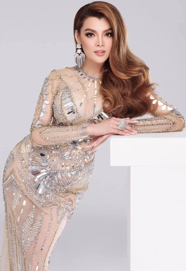 Tân Đại sứ Hoàn mỹ 2020: Bản sao của Hoa hậu Hoàn vũ 2017, thân hình gợi cảm khó cưỡng cùng thành tích học tập đáng nể tại Mỹ - Ảnh 10.