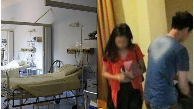 Không biết có camera giám sát, bệnh nhân Covid-19 thản nhân quan hệ với người đàn ông trong phòng cách ly, đoạn video khiến ai cũng đỏ mặt và phẫn nộ - Ảnh 1.