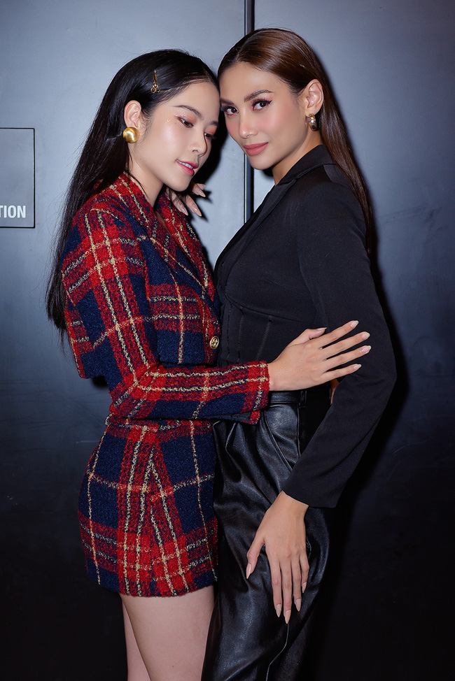 Nam Em xuất hiện sau nghi vấn chia tay Lãnh Thanh, vui vẻ chúc mừng Hà Kiều Anh ra mắt film  - Ảnh 5.