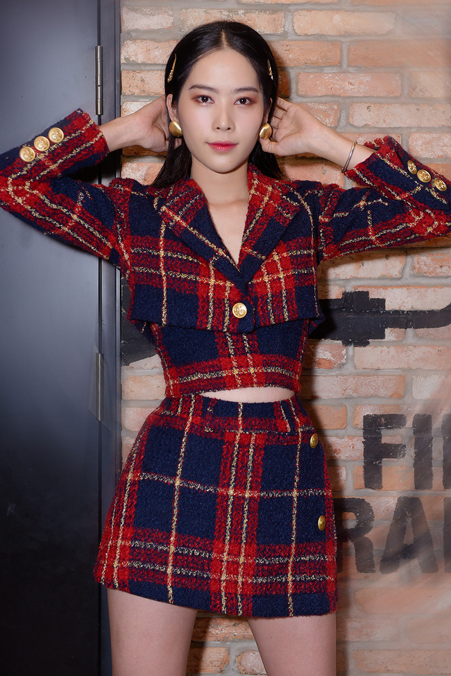 Nam Em xuất hiện sau nghi vấn chia tay Lãnh Thanh, vui vẻ chúc mừng Hà Kiều Anh ra mắt film  - Ảnh 2.