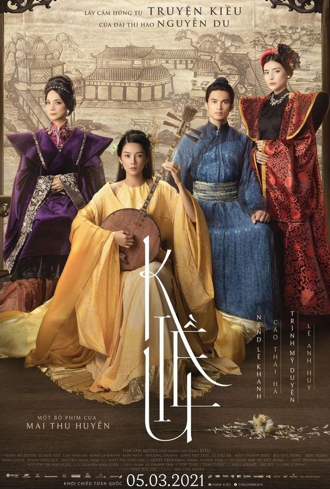 """""""Nàng Kiều"""" lần đầu xuất hiện công khai, nhan sắc yêu kiều nhưng chiếm spotlight lại là """"Hoạn Thư"""" - Cao Thái Hà - Ảnh 7."""
