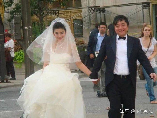 Mỹ nhân Hoa ngữ gây chú ý bởi những cuộc hôn nhân chớp nhoáng - Ảnh 5.