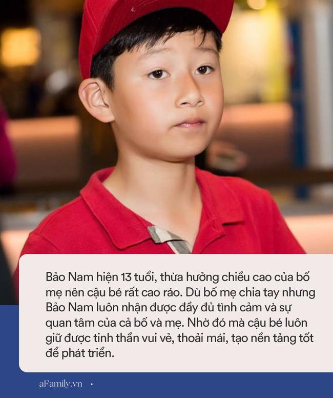 """Con trai Quang Dũng và Jennifer Phạm """"trổ mã"""" ấn tượng ở tuổi 13, nhìn cách nuôi con của cặp nghệ sĩ ai cũng ngưỡng mộ - Ảnh 3."""