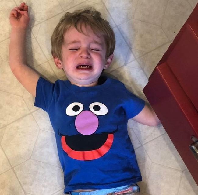 Có con là phương pháp luyện tập sự kiên nhẫn tốt nhất dành cho cha mẹ, chỉ có người ngoài cuộc là cười đau ruột - Ảnh 5.