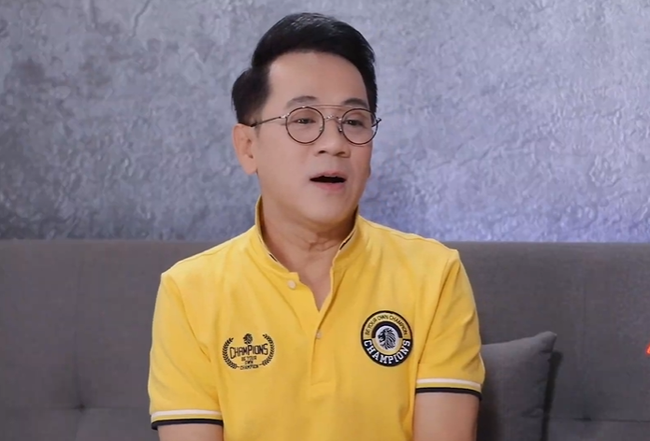 NSƯT Thành Lộc thán phục các nghệ sĩ bán hàng online - Ảnh 1.