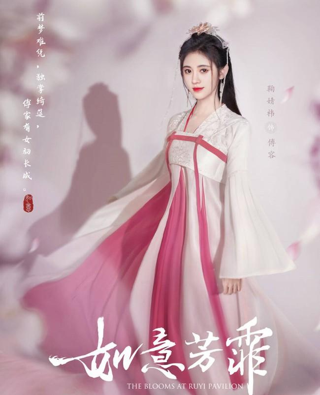 """""""Mỹ nữ 4.000"""" Cúc Tịnh Y tái hợp Trương Thiết Hạn, mặt thì quá đẹp nhưng diễn xuất khiến ai cũng chê - Ảnh 5."""