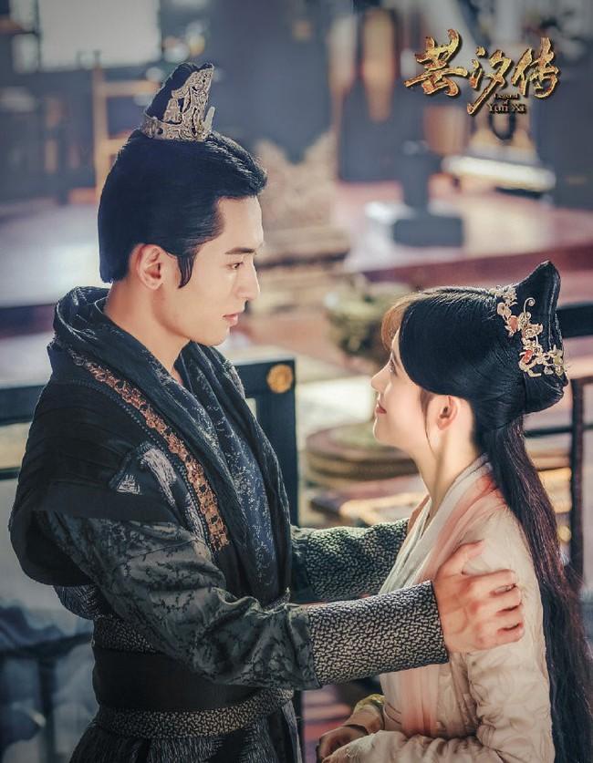 """""""Mỹ nữ 4.000"""" Cúc Tịnh Y tái hợp Trương Thiết Hạn, mặt thì quá đẹp nhưng diễn xuất khiến ai cũng chê - Ảnh 2."""