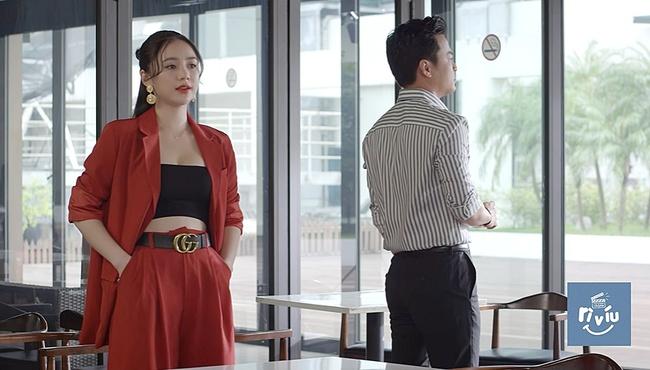"""Hướng dương ngược nắng: Ngọc chửi """"mát mặt"""" khi gặp Kiên - Minh ở bên nhau,  Châu lộ vẻ nguy hiểm không phải dạng vừa"""