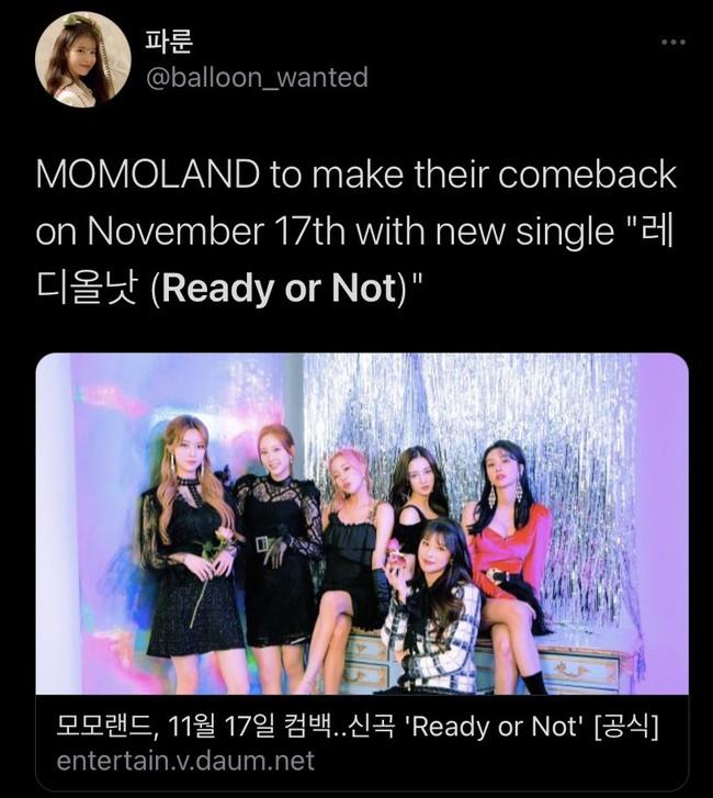 """MOMOLAND bị chỉ trích vì liên tục đụng độ với """"girlgroup thị phi"""" aespa, giống hệt câu chuyện của BTS và BLACKPINK - Ảnh 5."""