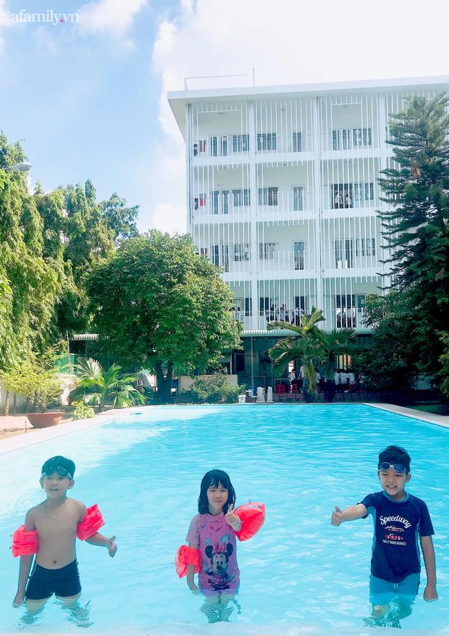 """Ngôi trường """"sát vách"""" Sài Gòn nhưng lọt thỏm giữa cả cánh rừng, đặc biệt nhất là kiến trúc chữ S uốn lượn, không hổ danh là 1 trong 10 trường đẹp nhất Việt Nam - Ảnh 6."""