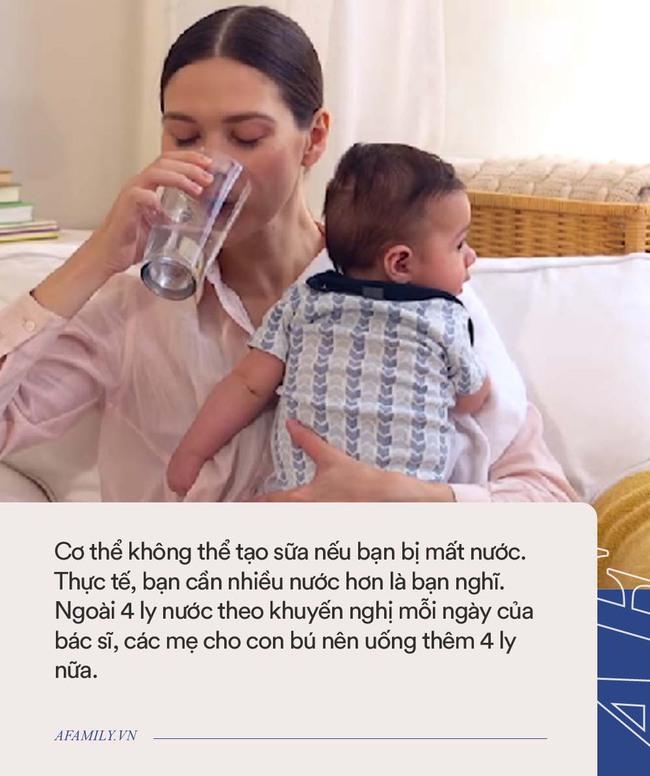 Không phải thuốc lợi sữa, đây là 7 cách tự nhiên giúp mẹ có nhiều sữa cho con bú hơn - Ảnh 2.