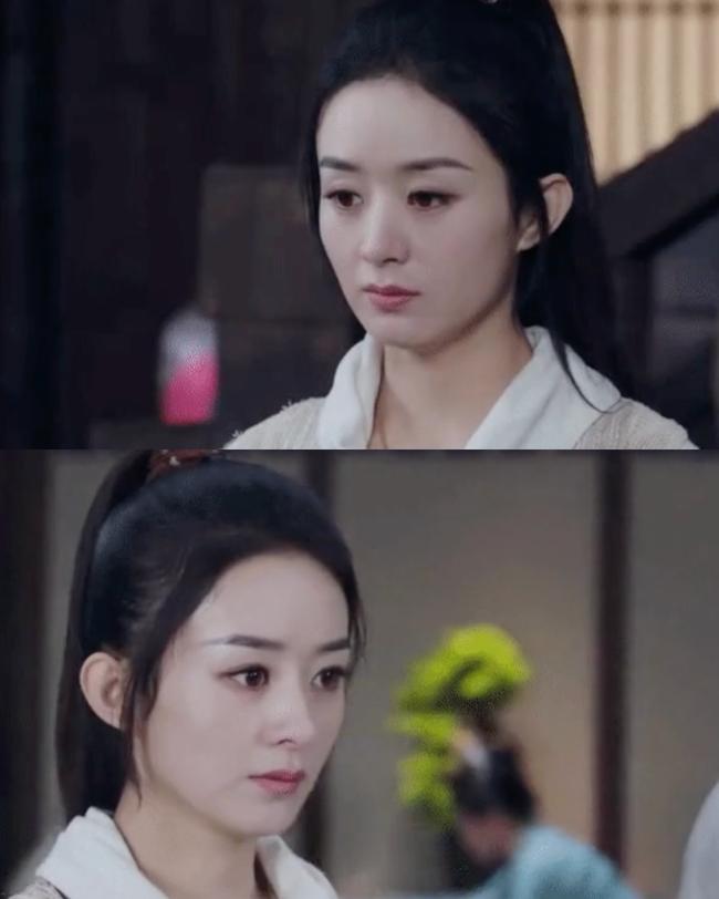 Netizen chê Tiểu hoa 85 diễn tệ: Lưu Thi Thi mặt mũi lẫn lộn, Triệu Lệ Dĩnh ngu ngơ nhưng chưa dở bằng Dương Mịch - Ảnh 4.