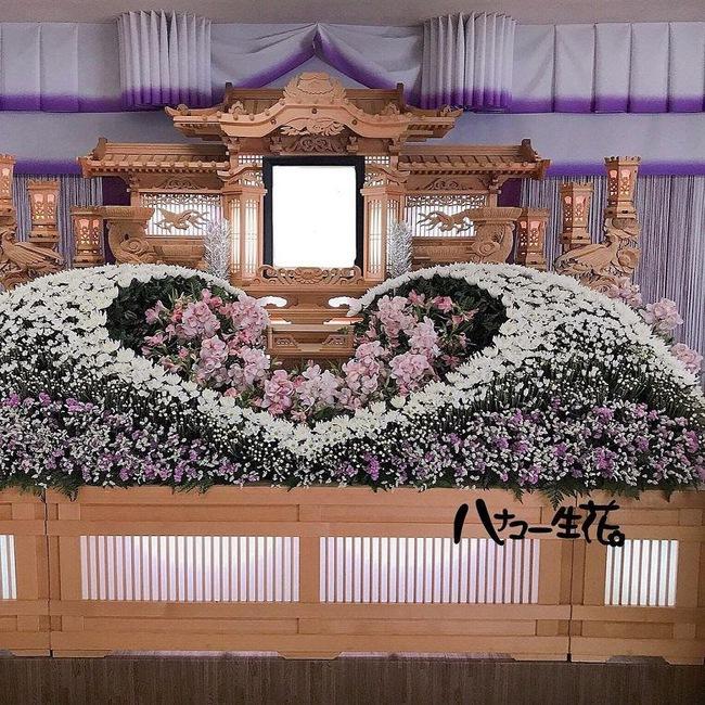 Người Nhật tiễn người đã khuất bằng hoa tươi theo cách cực kỳ lộng lẫy, công ty hoa tang lễ thu hơn nghìn tỷ mỗi năm - Ảnh 6.