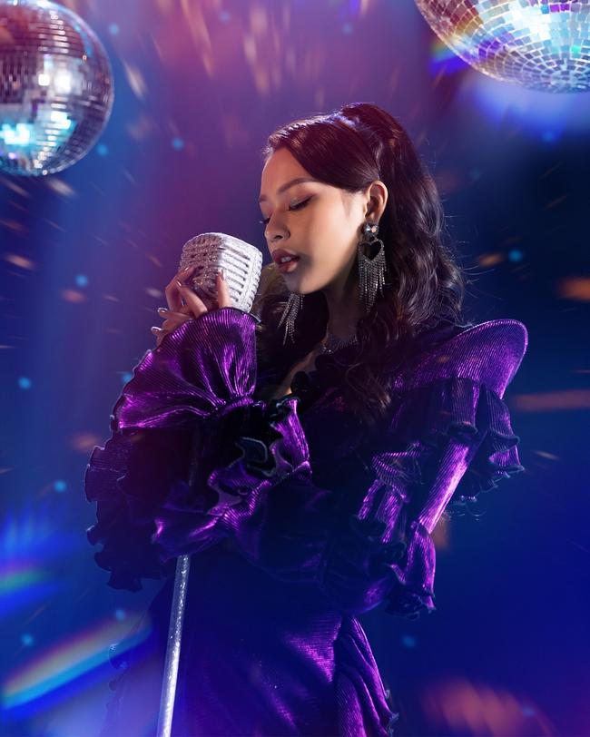 Tuyên bố làm ca sĩ giống Chi Pu, Phí Phương Anh sẵn sàng đối mặt với chuyện bị mắng chửi  - Ảnh 3.