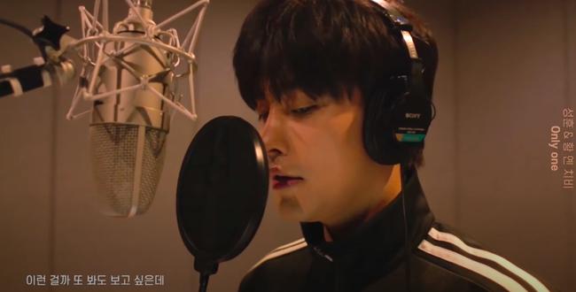 Hoàng Yến Chibi lần đầu hát tiếng Hàn, song ca ăn ý cùng mỹ nam Sung Hoon - Ảnh 3.