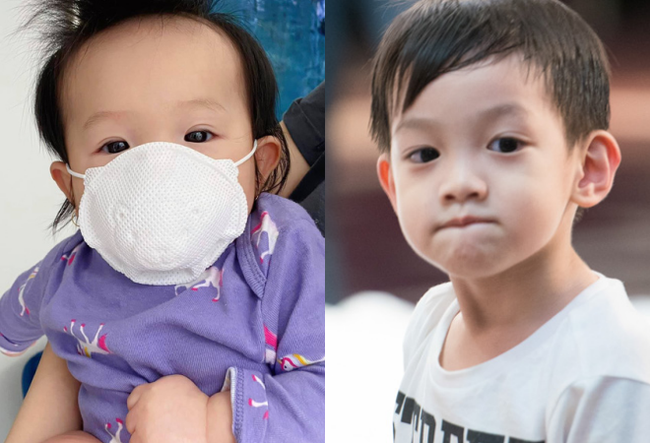 Sau khi lộ ảnh cận mặt, tiểu thư Suchin nhà Cường Đô La được phát hiện có một điểm giống y chang anh Subeo - Ảnh 1.