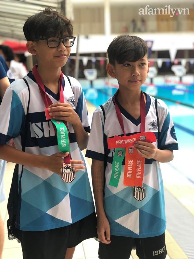 Hoa hậu Hà Kiều Anh tiết lộ chiều cao của con trai, 13 tuổi đã vượt chuẩn nhờ chơi môn thể thao này 6 buổi/tuần - Ảnh 8.