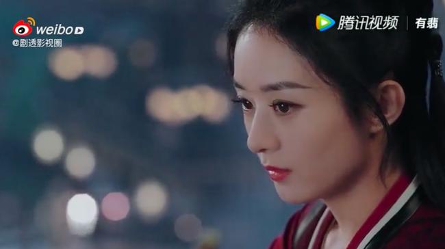 """""""Hữu Phỉ"""": Triệu Lệ Dĩnh chủ động hôn môi Vương Nhất Bác, netizen náo loạn vì quá ngọt - Ảnh 7."""