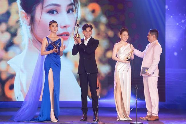 """Diễm My 9x đẹp như nữ thần, giành giải Nữ diễn viên xuất sắc nhất với """"Tình yêu và tham vọng"""" - Ảnh 5."""