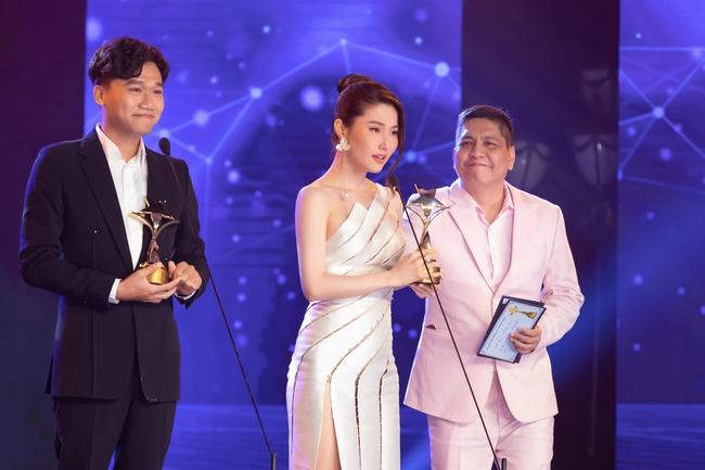 """Diễm My 9x đẹp như nữ thần, giành giải Nữ diễn viên xuất sắc nhất với """"Tình yêu và tham vọng"""" - Ảnh 4."""