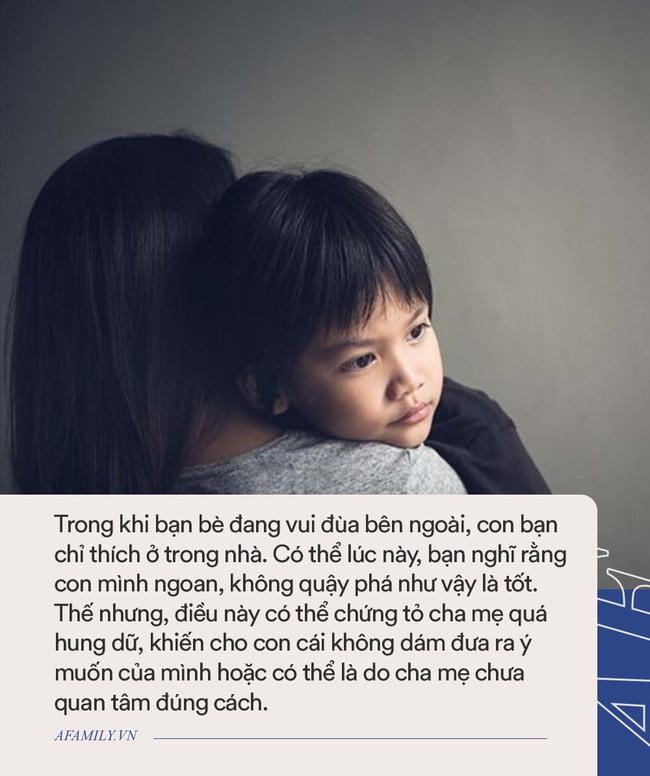 Cha mẹ cần cẩn trọng với 3 kiểu ngoan ngoãn này của trẻ, không thay đổi sớm sẽ làm hại con mình - Ảnh 1.