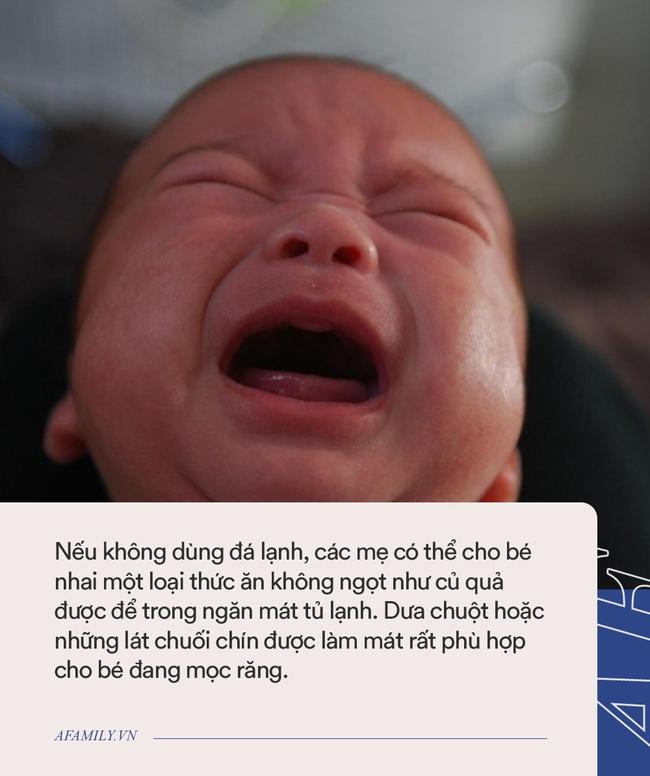 Không hổ danh mẹ đảm, Lan Khuê có mẹo cực dễ giúp con giảm đau tức thì dù đang quấy khóc vì mọc liền 4 chiếc răng - Ảnh 3.