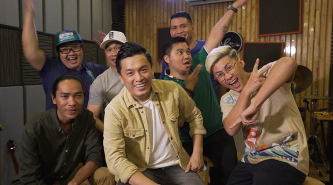 """Lam Trường sốc khi MTV dùng vali làm nhạc cụ, tái hiện hit """"Mưa phi trường"""" - Ảnh 6."""