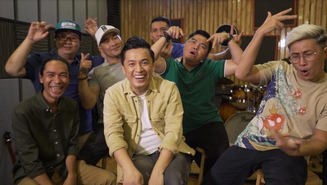 """Lam Trường sốc khi MTV dùng vali làm nhạc cụ, tái hiện hit """"Mưa phi trường"""" - Ảnh 3."""