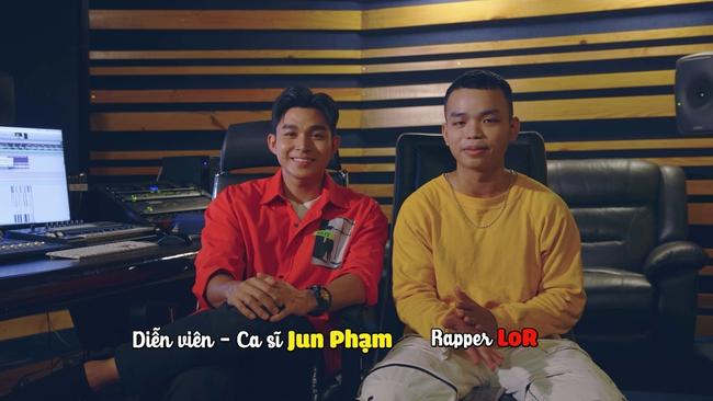 LoR của Rap Việt lần đầu làm cameo, còn rap trong phim Tết cùng với Jun Phạm  - Ảnh 2.
