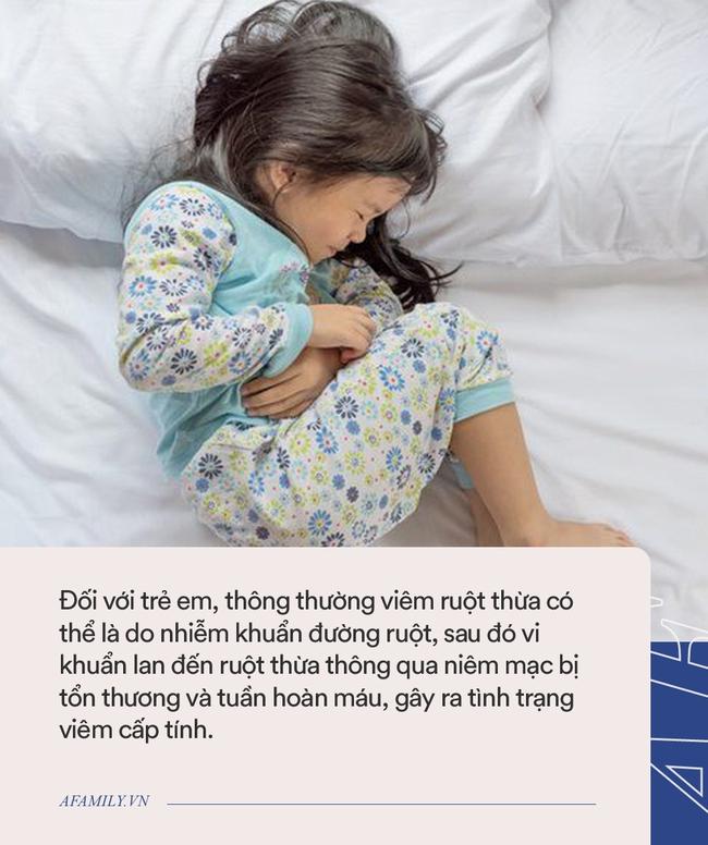Bé gái 4 tuổi đau bụng 1 tuần liền vào buổi sáng, đi khám bác sĩ kết luận bé mắc căn bệnh tưởng chỉ người lớn mới mắc - Ảnh 3.