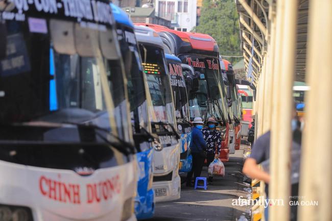 Hà Nội: Những tuyến vận tải hành khách liên tỉnh hoạt động từ ngày mai - Ảnh 1.