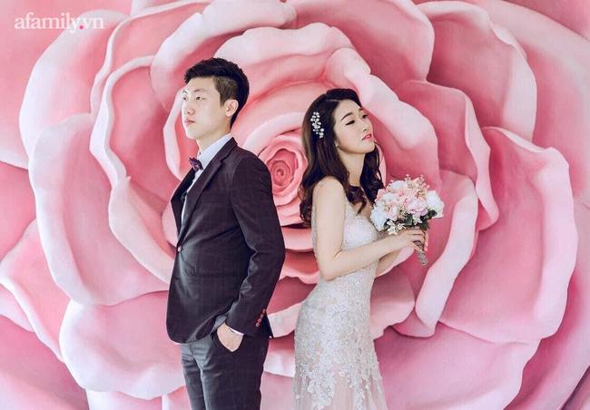 """Nhầm lẫn khi đi cà phê, cô gái cưới được chồng cực phẩm: Mẹ chồng là nhân vật có tiếng tăm tại Hàn Quốc và hành trình chinh phục bố vợ sau buổi gặp đầu """"đầy bão tố""""! - Ảnh 5."""